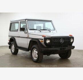 1988 Mercedes-Benz G Wagon for sale 101161504