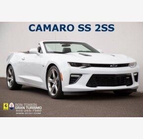 2018 Chevrolet Camaro for sale 101161509