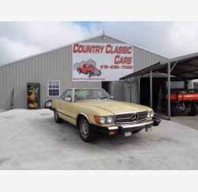 1979 Mercedes-Benz 450SL for sale 101161541