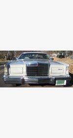 1977 Lincoln Continental Signature for sale 101161574