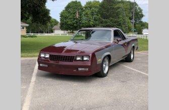 1983 Chevrolet El Camino for sale 101161624