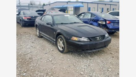 2000 Ford Mustang Coupe for sale 101161662