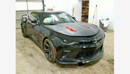 2018 Chevrolet Camaro SS Coupe for sale 101161665