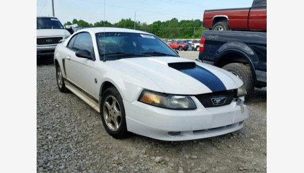 2004 Ford Mustang Coupe for sale 101161673