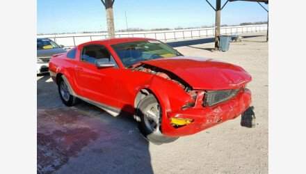 2007 Ford Mustang Coupe for sale 101161691