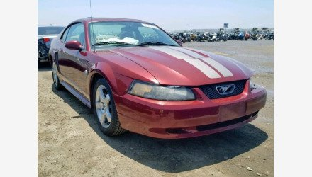 2004 Ford Mustang Coupe for sale 101161701