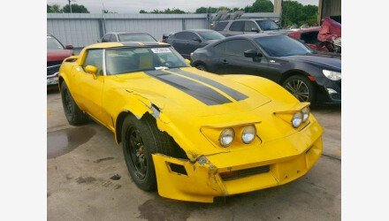 1973 Chevrolet Corvette for sale 101161706