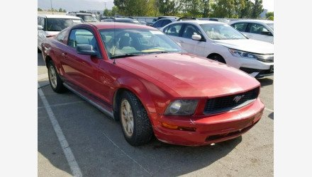 2007 Ford Mustang Coupe for sale 101161770