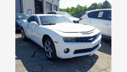 2010 Chevrolet Camaro SS Coupe for sale 101161790
