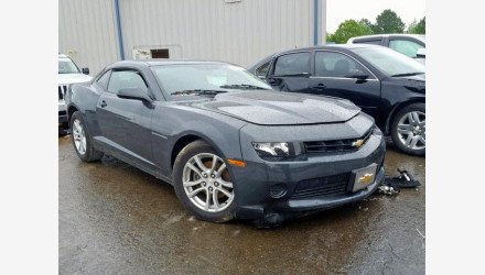 2015 Chevrolet Camaro LS Coupe for sale 101161799