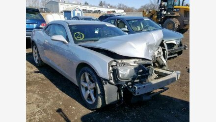 2010 Chevrolet Camaro LT Coupe for sale 101161801