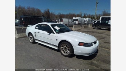2004 Ford Mustang Coupe for sale 101161857