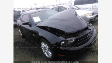 2012 Ford Mustang Coupe for sale 101161868