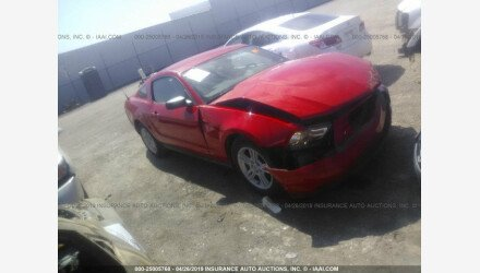 2012 Ford Mustang Coupe for sale 101161876