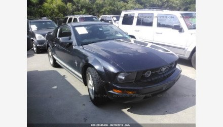 2007 Ford Mustang Coupe for sale 101161916