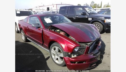 2007 Ford Mustang Coupe for sale 101161951