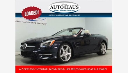 2014 Mercedes-Benz SL550 for sale 101162049