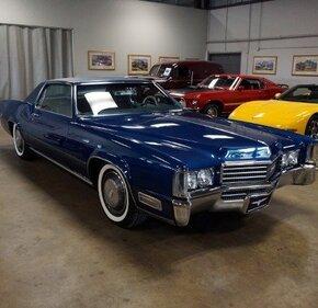1970 Cadillac Eldorado for sale 101162101