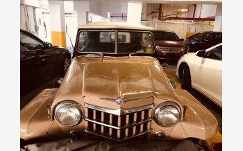 1951 Willys Jeepster for sale 101162133