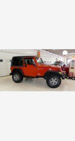 2005 Jeep Wrangler 4WD Sport for sale 101162142