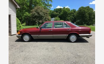 1986 Mercedes-Benz 300SDL for sale 101162150