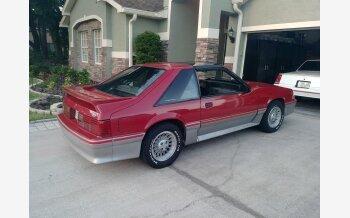 1987 Ford Mustang GT Hatchback for sale 101162199