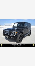 2015 Mercedes-Benz G550 for sale 101162229