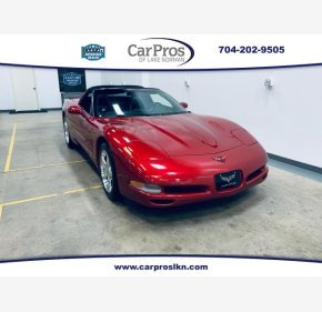 2001 Chevrolet Corvette Coupe for sale 101162248