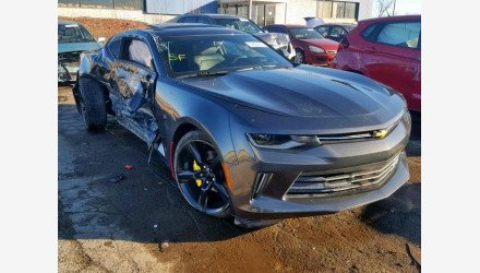 2018 Chevrolet Camaro for sale 101162356