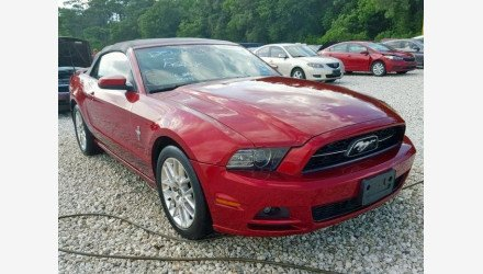 2014 Ford Mustang Convertible for sale 101162367