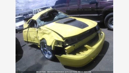 2003 Ford Mustang Coupe for sale 101162410
