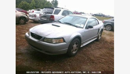 2000 Ford Mustang Coupe for sale 101162411