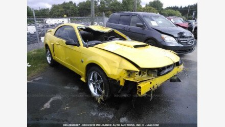 2004 Ford Mustang GT Coupe for sale 101162466