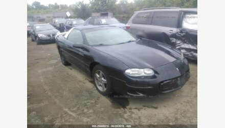 2000 Chevrolet Camaro Coupe for sale 101162510