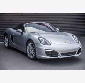 2016 Porsche Boxster for sale 101162515