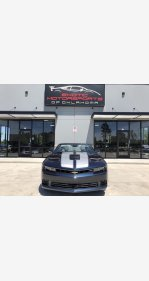 2015 Chevrolet Camaro SS Convertible for sale 101162540