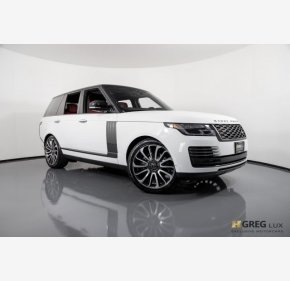 2019 Land Rover Range Rover Autobiography for sale 101162548