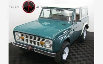 1971 Ford Bronco for sale 101162586