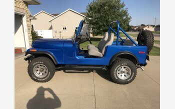 1976 Jeep CJ-7 for sale 101162667