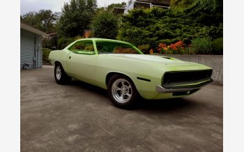 1970 Plymouth Barracuda for sale 101162694