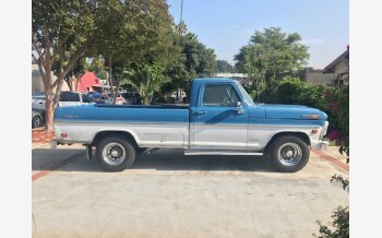 1968 Ford F250 2WD Regular Cab for sale 101162698