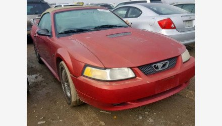 2000 Ford Mustang GT Convertible for sale 101162721