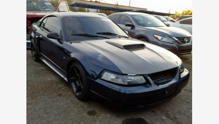 2003 Ford Mustang GT Coupe for sale 101162746