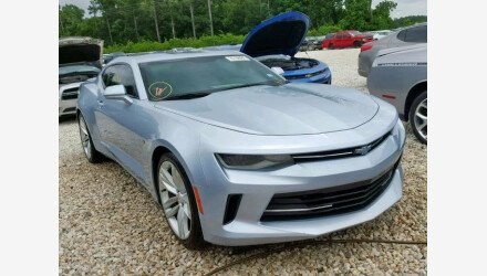 2017 Chevrolet Camaro LT Coupe for sale 101162751