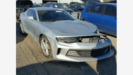 2016 Chevrolet Camaro LT Coupe for sale 101162756