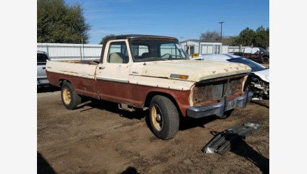 1972 Ford F250 for sale 101162762
