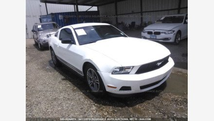 2012 Ford Mustang Coupe for sale 101162786