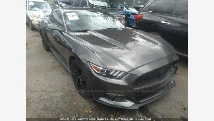 2017 Ford Mustang Coupe for sale 101162808