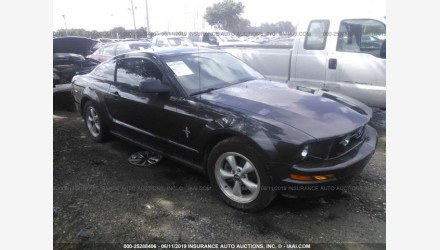 2007 Ford Mustang Coupe for sale 101162813