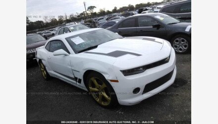 2014 Chevrolet Camaro LT Coupe for sale 101162829